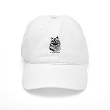 Keeshond Gifts Baseball Cap