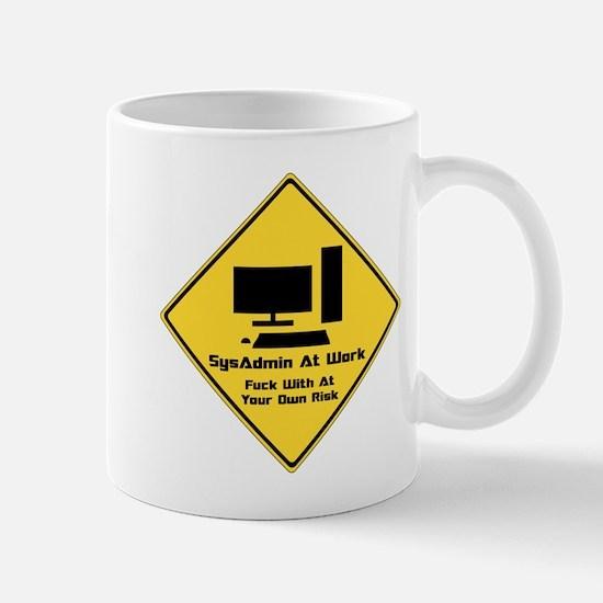 SysAdmin Zone Mug