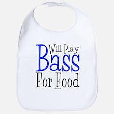 Will Play Bass Bib