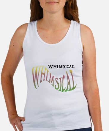 DescribeMeDesigns-Whimsical Tank Top