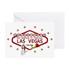 Valentine's Day Wedding Las Vegas Cards (Pk of 10)