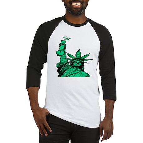 Legalize America Baseball Jersey