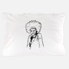 Phyllis Diller Illustration Pillow Case