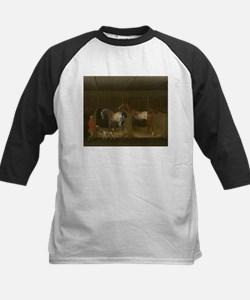 At the Stable Kids Baseball Jersey