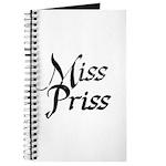 Miss Priss Journal