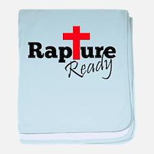 Rapture Ready baby blanket
