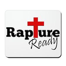 Rapture Ready Mousepad