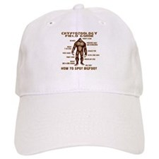 How to Spot Bigfoot - Field Guide Baseball Cap