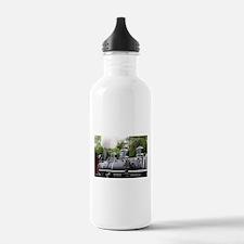 Steam engine: Wales, United Kingdom Water Bottle