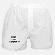 Funny Boys Boxer Shorts