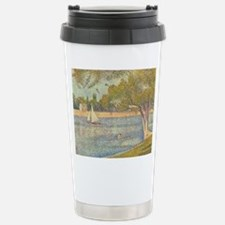 Seurat Grande Jatte Stainless Steel Travel Mug