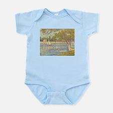 Seurat Grande Jatte Infant Bodysuit