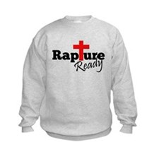 Rapture Ready Sweatshirt