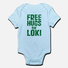 Free Hugs For Loki Infant Bodysuit