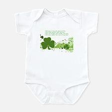 I-rish I-wish Infant Bodysuit