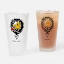 Cute Clan campbell Drinking Glass