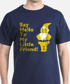 Say Hello To My Little Friend T-Shirt