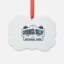 Cuyahoga Valley National Park Ornament