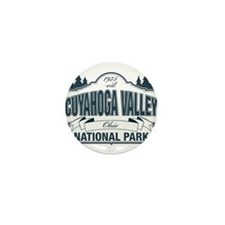 Cuyahoga Valley National Park Mini Button