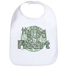 Halfling at Heart Bib