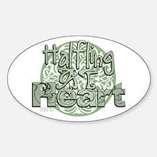 Halfling at Heart Decal