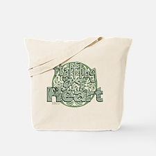 Halfling at Heart Tote Bag