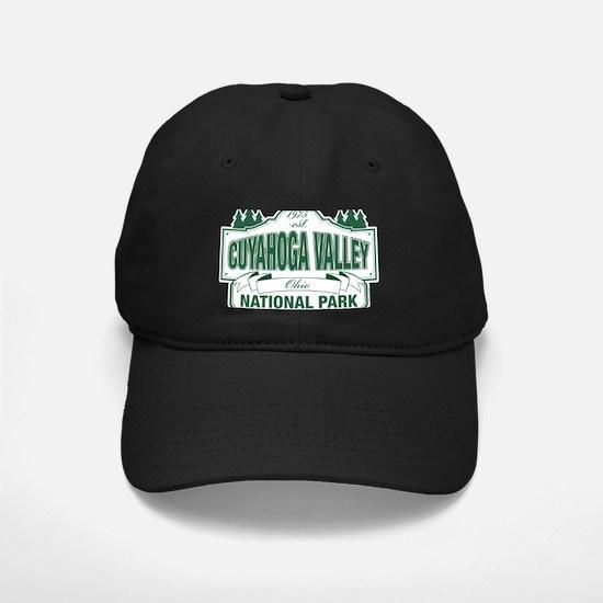 Cuyahoga Valley National Park Baseball Hat