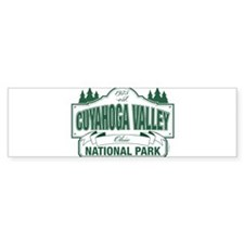 Cuyahoga Valley National Park Bumper Sticker