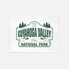 Cuyahoga Valley National Park 5'x7'Area Rug