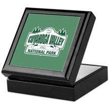 Cuyahoga Valley National Park Keepsake Box