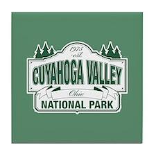 Cuyahoga Valley National Park Tile Coaster