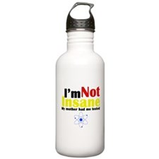 Big Bang Not Insane Sports Water Bottle