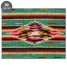 Southwest Indian Weaving Puzzle