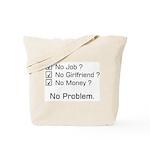 No problem Tote Bag