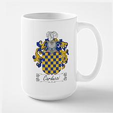 Carducci Family Crest Mugs