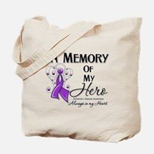 In Memory Alzheimers Tote Bag