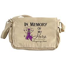 In Memory Alzheimers Messenger Bag