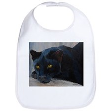 Black Cat (Panther) Bib