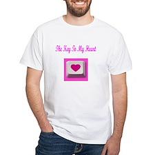 Heart Key Shirt