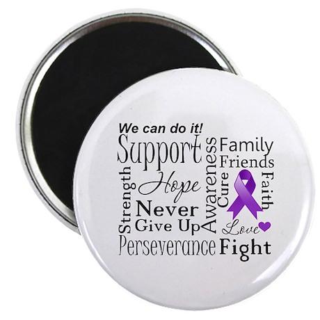 Alzheimers Disease Words Magnet