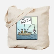 Holy Mackerel! Tote Bag