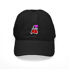Blood type AB Baseball Hat