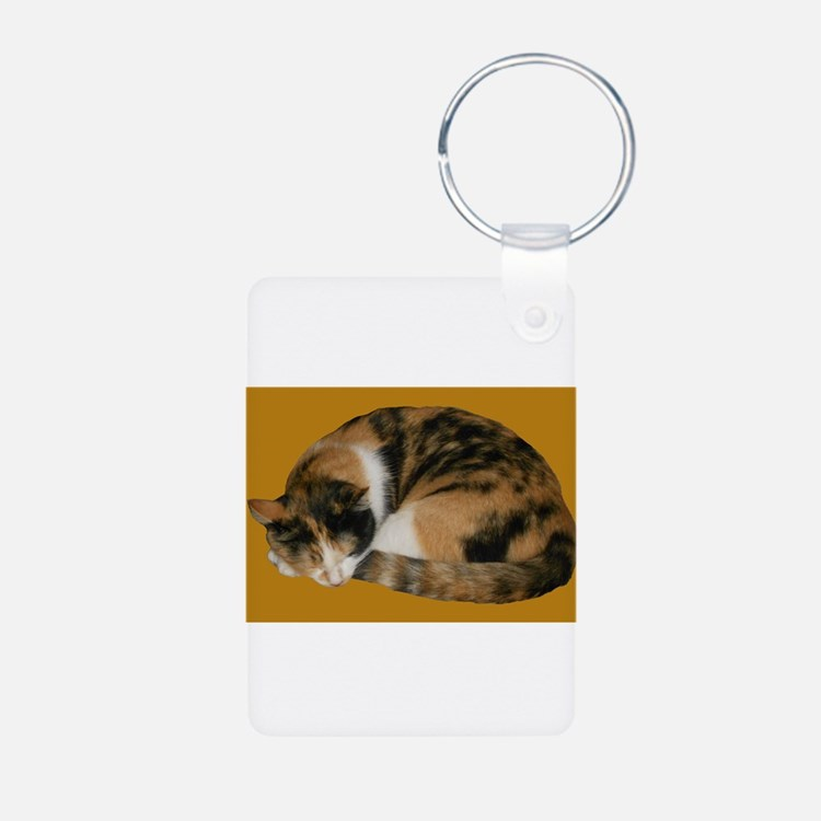 Callico Napping Keychains