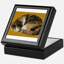 Callico Napping Keepsake Box