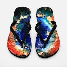 Ring of Fire 1 Flip Flops