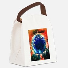 Ring of Fire 1 Canvas Lunch Bag