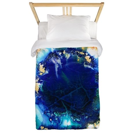Ring of Fire 1 Twin Duvet
