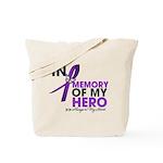 Alzheimer Disease In Memory Tote Bag
