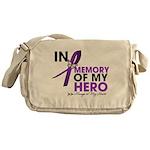 Alzheimer Disease In Memory Messenger Bag
