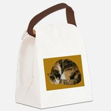 Callico Napping Canvas Lunch Bag